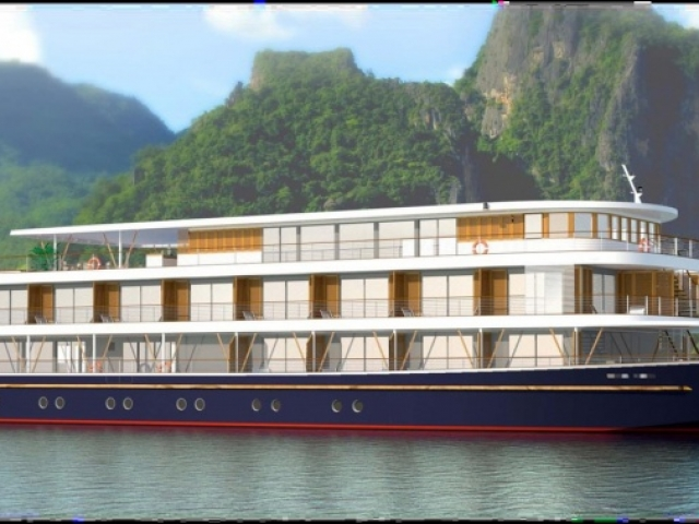 RV Indochine II - Ship Profile