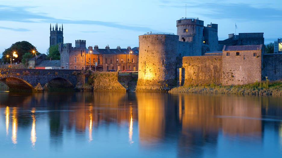 Best of Ireland & Scotland | King Kohn's Castle, Limerick, Ireland
