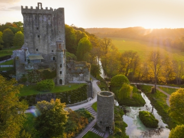 IWonders of Britain & Ireland | Blarney Castle & Gardens, Vlarney, Ireland