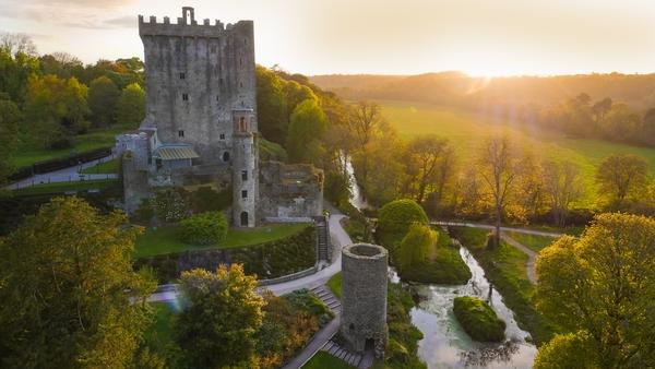 Ireland, Vlarney, Blarney Castle & Gardens