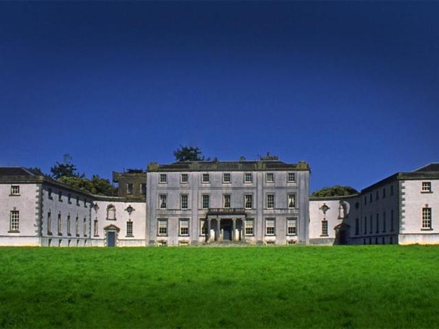 Irland, Strokestown, Strokestown Park House