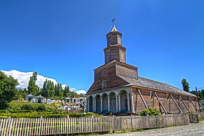 Uncover Chiloe Island | Jesuit Wooden Church, Chiloe Island, Chile