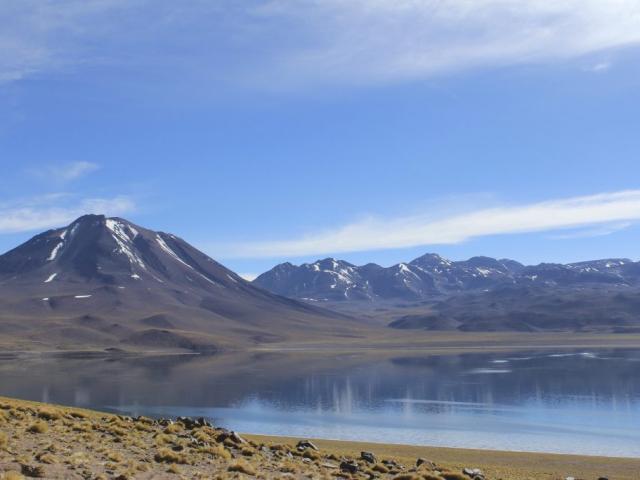 Discover Chile | Miscanti Lagoon, Chile