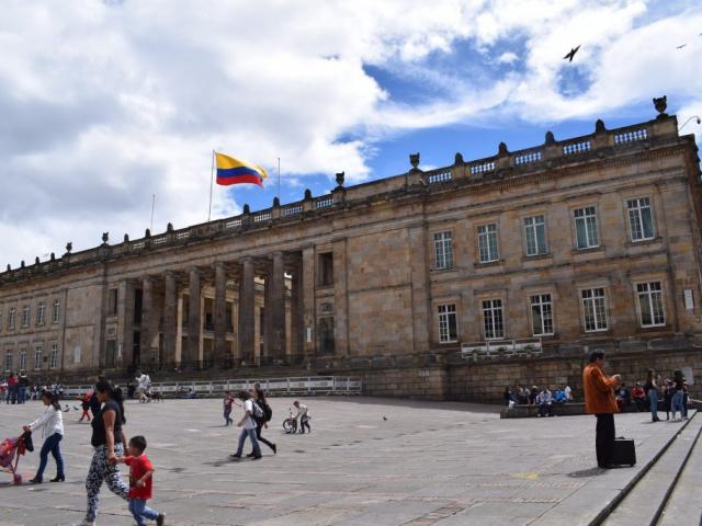 Bogota Stopover | National Capitol Building, Bogota, Columbia