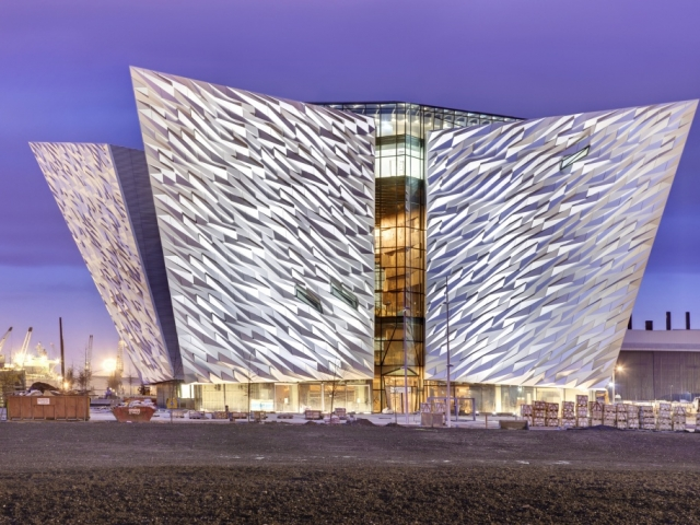 Best of Ireland & Scotland | Titanic Museum, Belfast, Northern Ireland