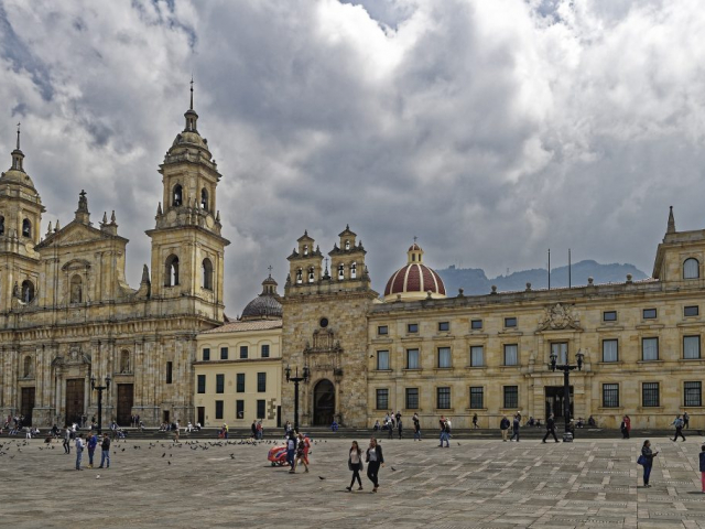 Bogota Stopover | Primatial Cathedral of Bogotá, Colombia