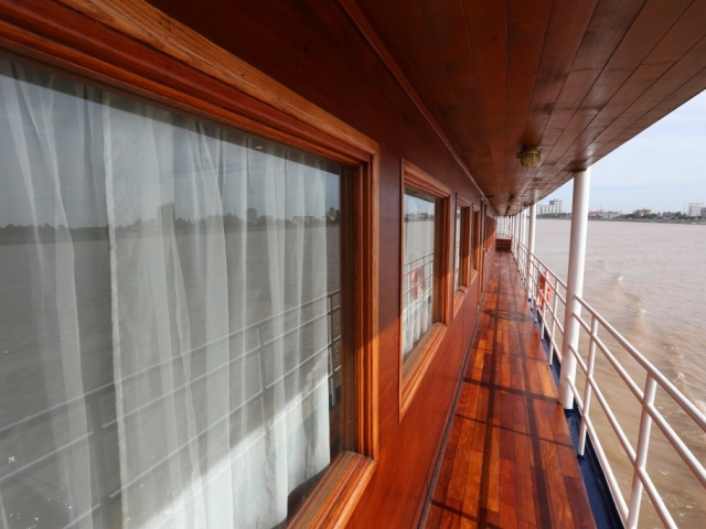 RV Indochine - Deck