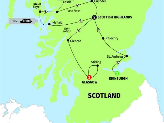Scotland, Best of Scotland