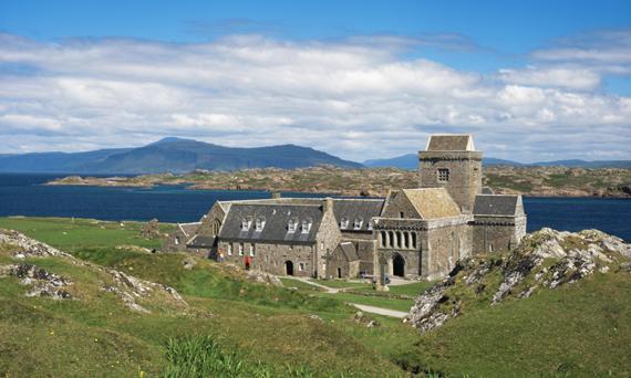 Scotland, Iona, Abbey