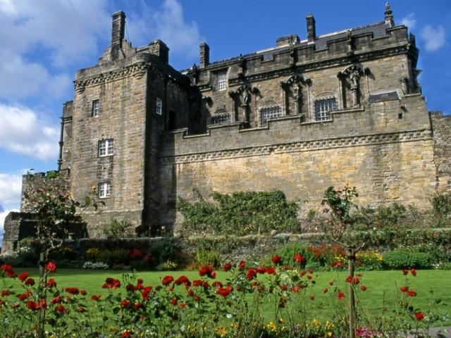 Scotland, Stirling Castle