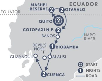 Ecuador Adventure