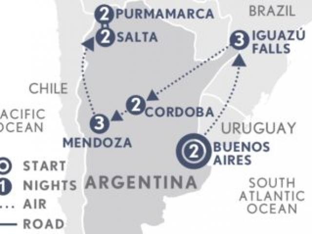 Treasures of Argentina