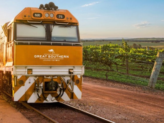 Great Southern Rail | Great Southern