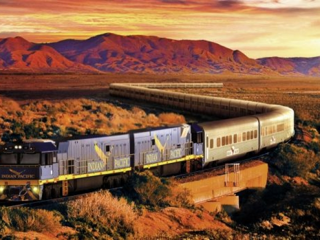 Great Southern Rail, Indian Pacific