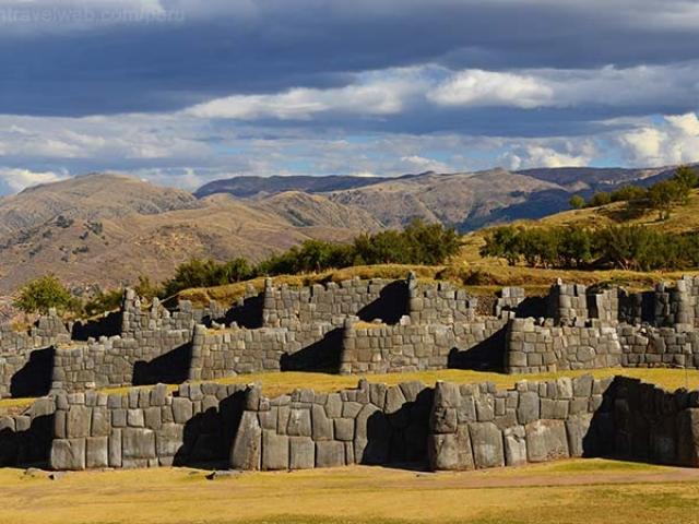 Experience Cusco | Sacsayhuman Fortress, Cusco, Peru