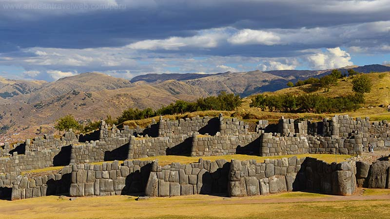 Peru, Cusco, Sacsayhuman Fortress