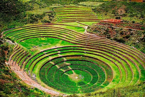 Peru, Sacred Valley, Moray