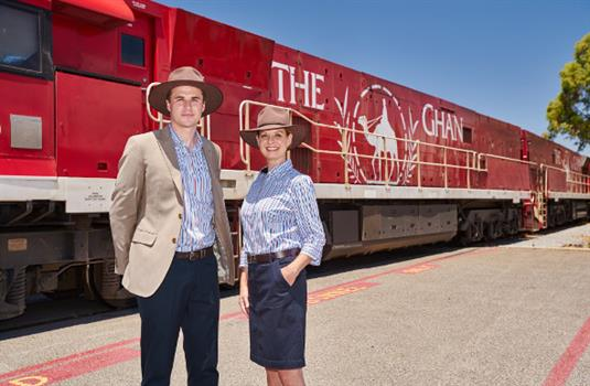 Great Southern Rail, The Ghan