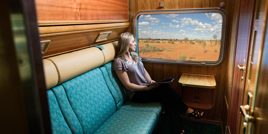 The Ghan, Gold Service Cabin