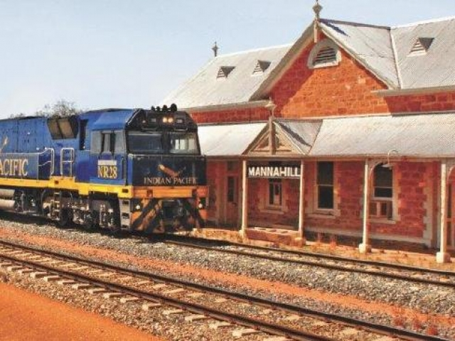 Great Southern Rail, The Indian Pacific