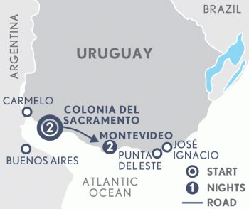 Undiscovered Uruguay