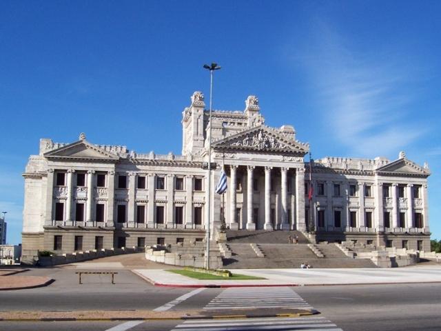 Uruguay, Montevideo, Legislative Palace
