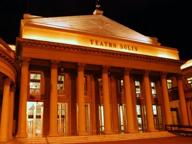 Uruguay, Montevideo, Solis Theatre