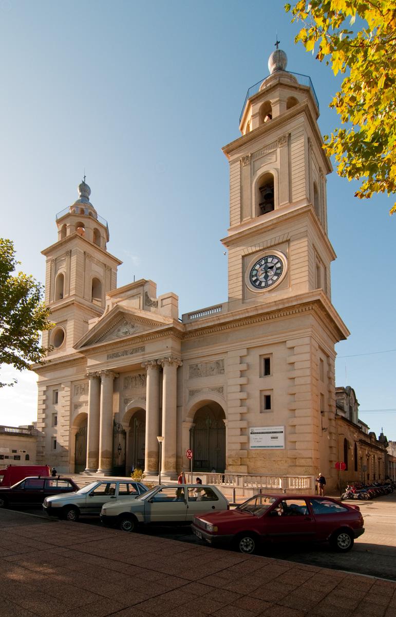 Uruguay, San Jose, Catedral Basilica de San José de Mayo