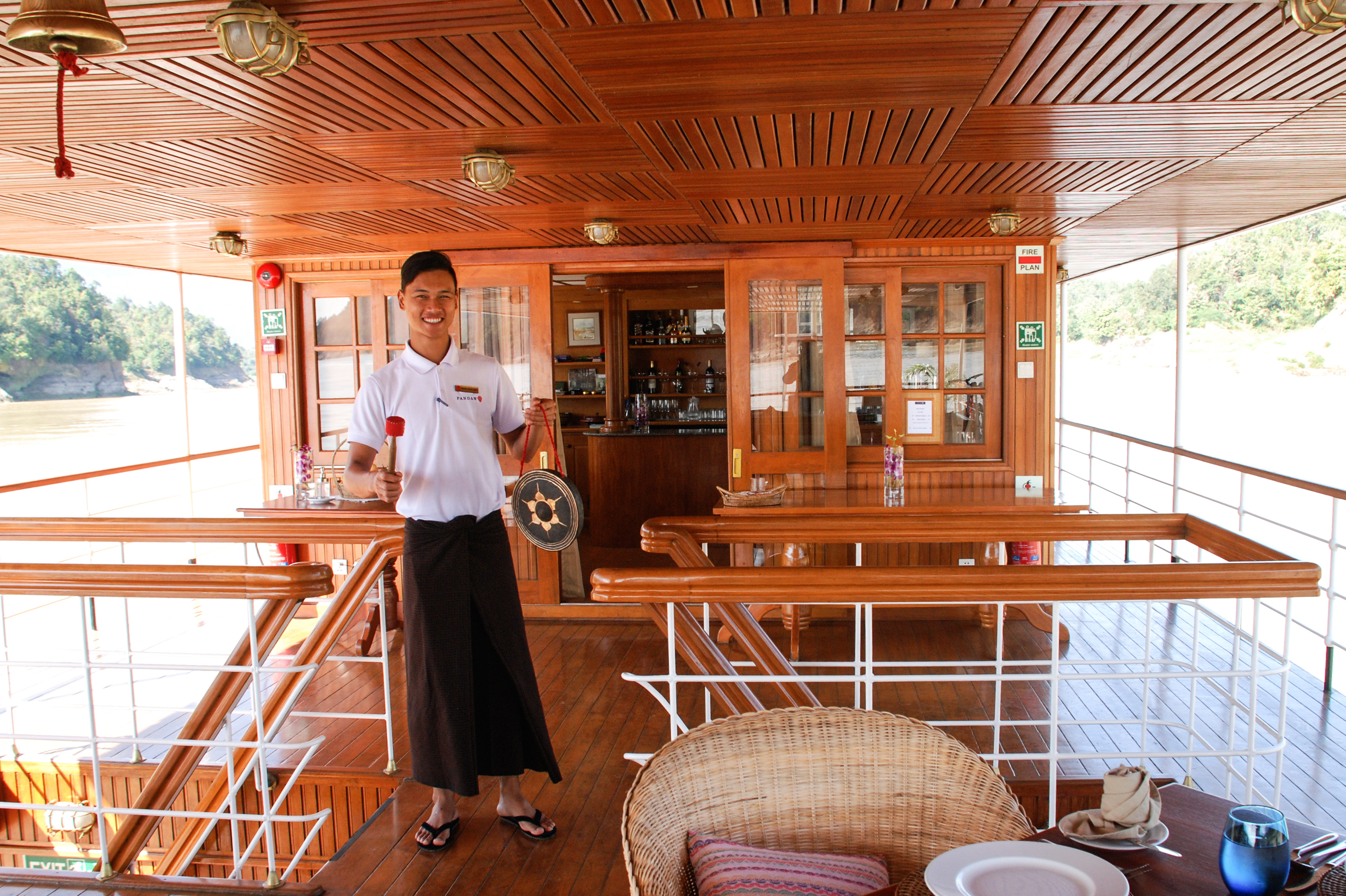Pandaw River Expeditions, RV Kalay Pandaw