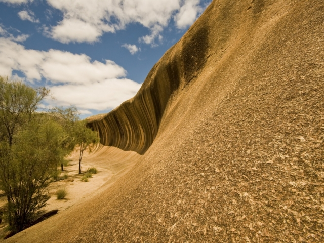 South Western Escape | Wave Rock