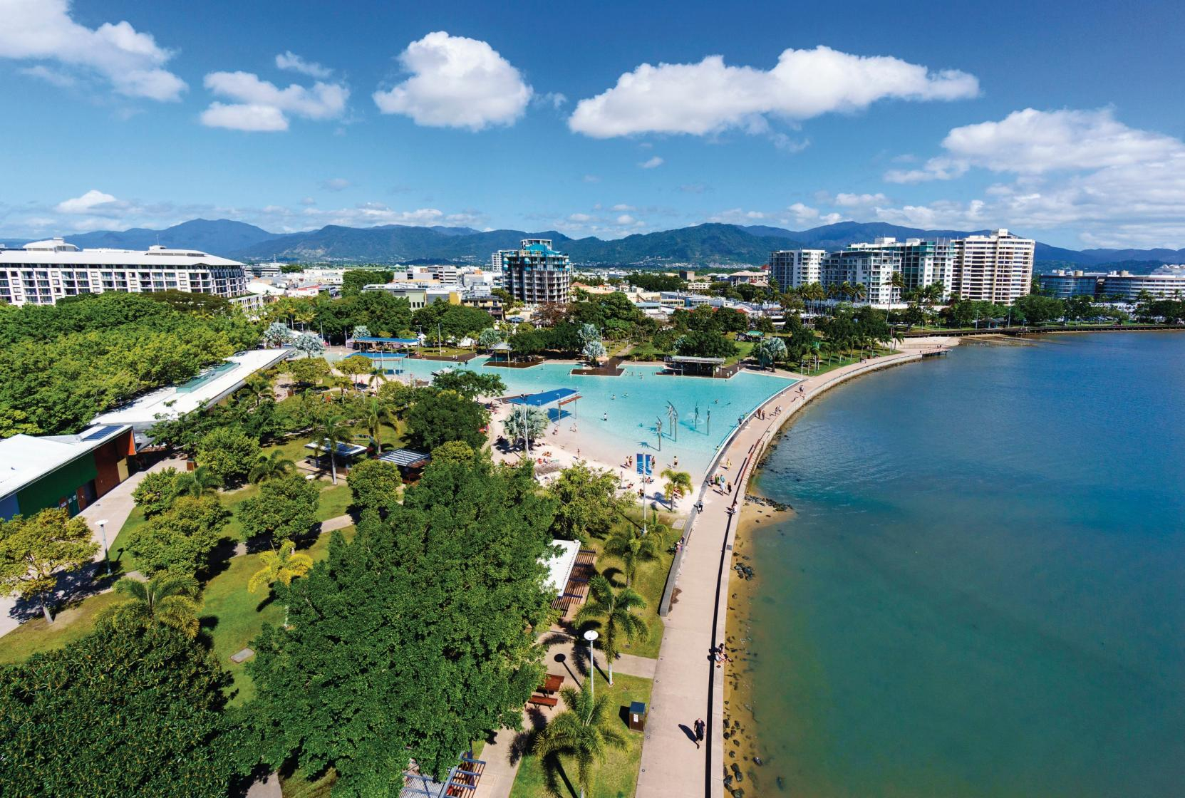 Carins & The Great Barrier Reef | Cairns, Queensland