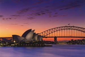 Sydney & The Blue Mountains | Sydney Harbour Bridge & Opera House, Sydney, New South Wales