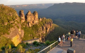 Sydney & The Blue Mountains | Three Sisters, Blue Mountains, New South Wales