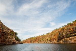 Wonders of the West Coast & Kimberley | Chamberlain Gorge. El Questro, The Kimberley, North West, Western Australia