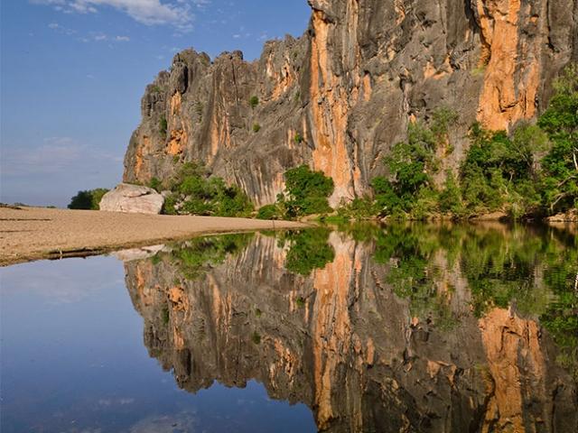 West Kimberley - Windjana Gorge National Park