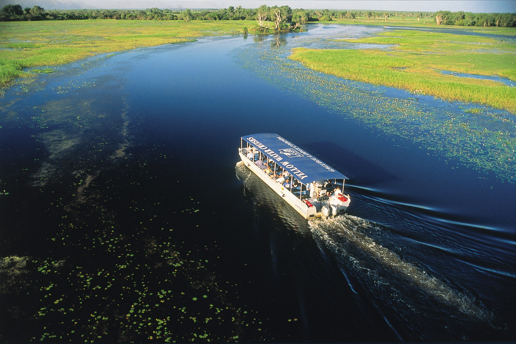 Kakadu & East Alligator River | Yellow Water Cruise, Kakadu National Park, Northern Territory