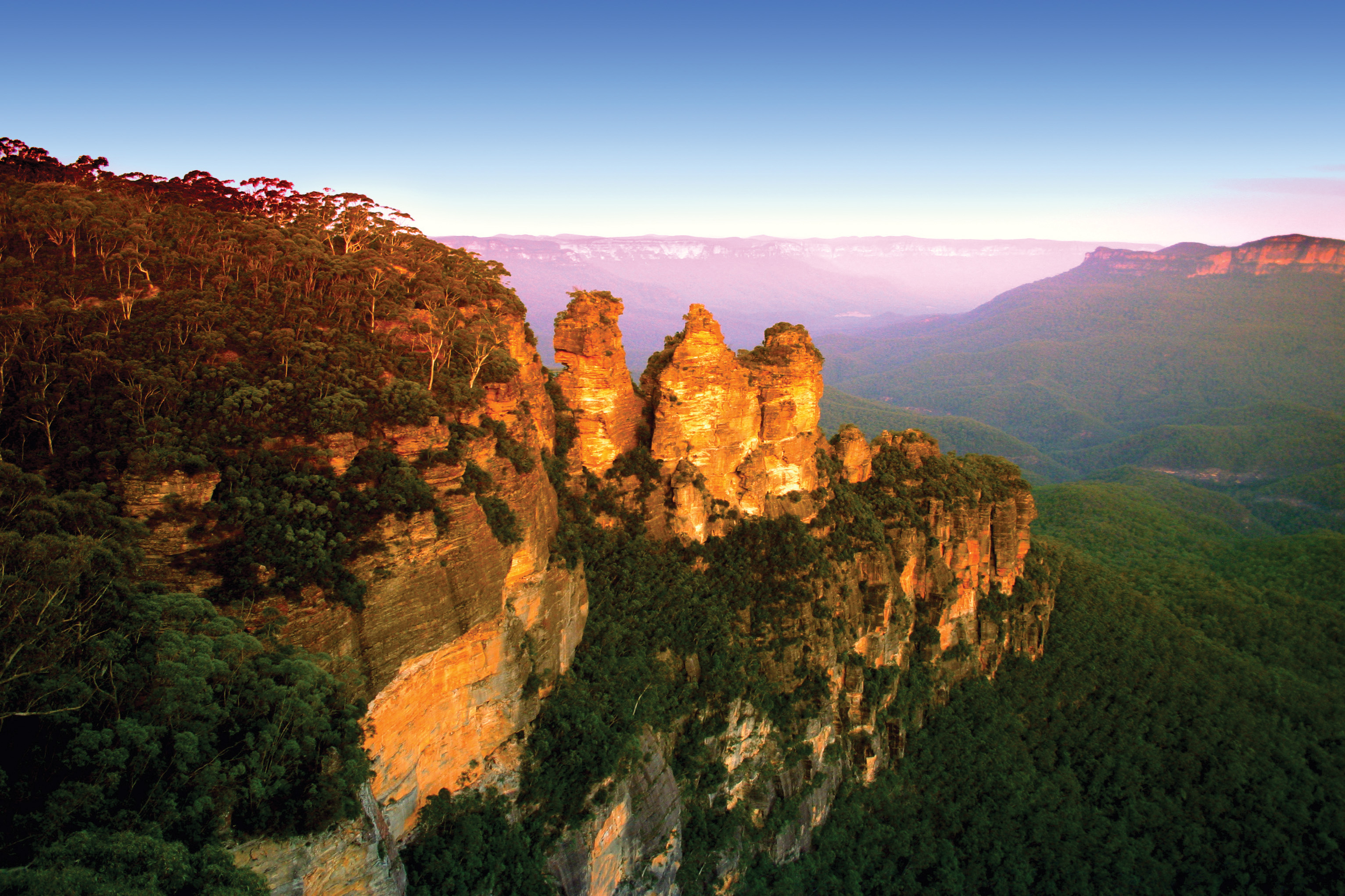 New South Wales, Blue Mountain