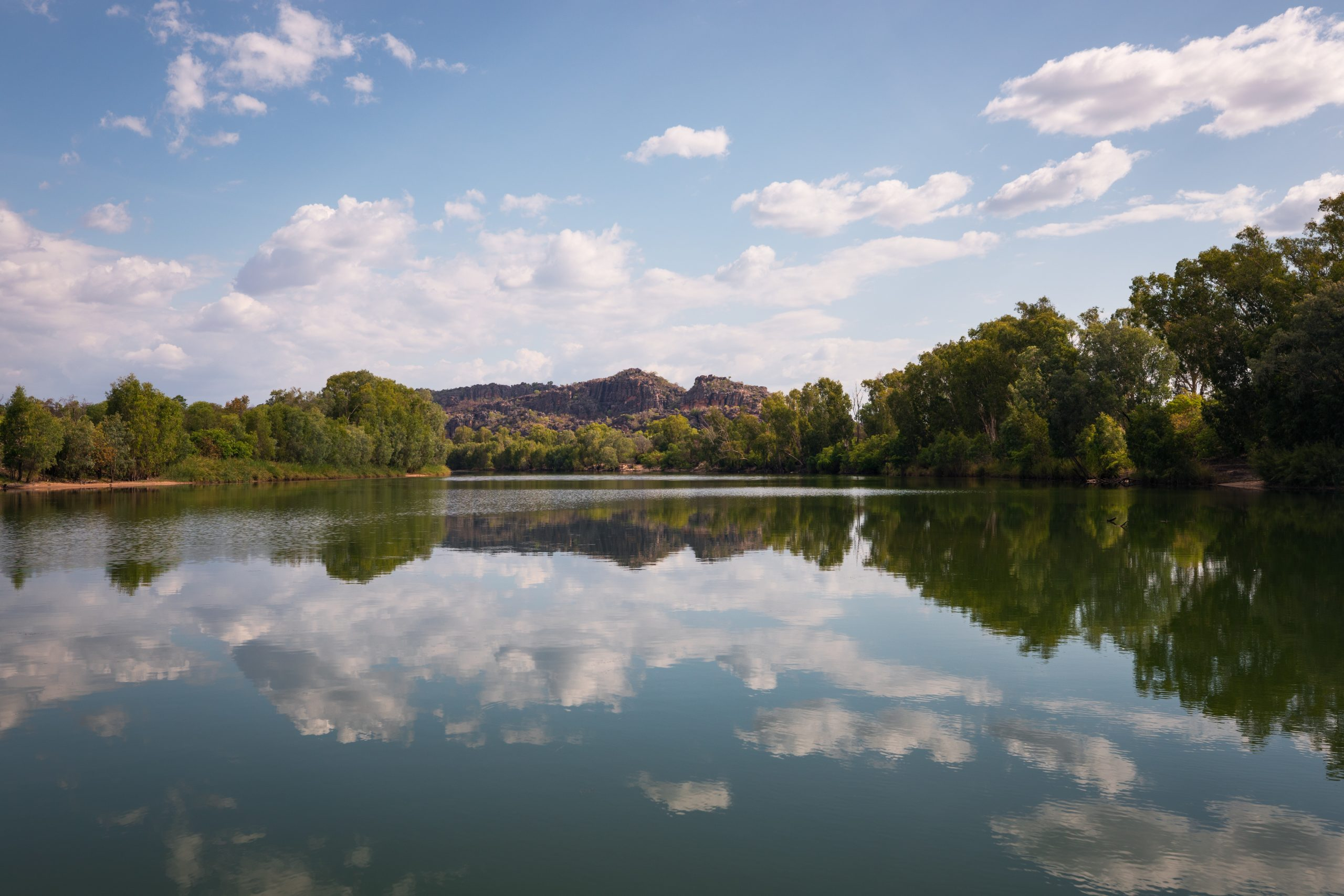 Kakadu, Arnhem Land & Gunlom Falls Adventure | East Alligator River, Kakadu National Park, Northern Territory