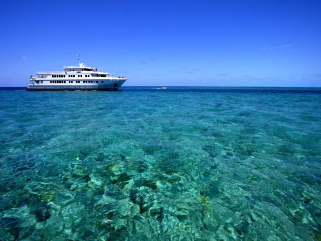 True North - Coral Atoll Cruise