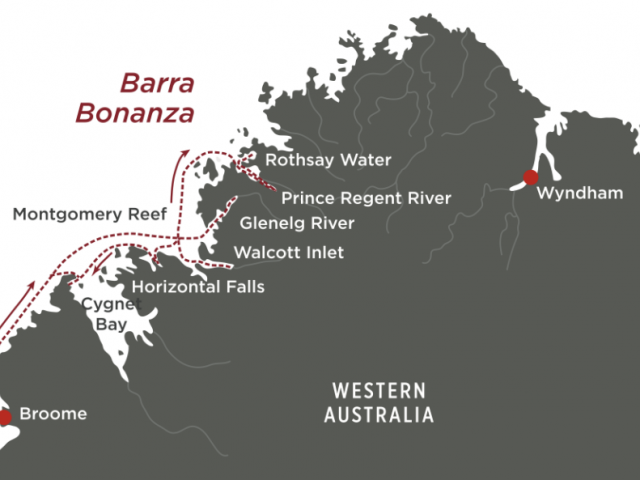 True North - Kimberley Barra Bonanza