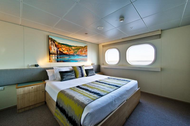 True North - River Class Cabin