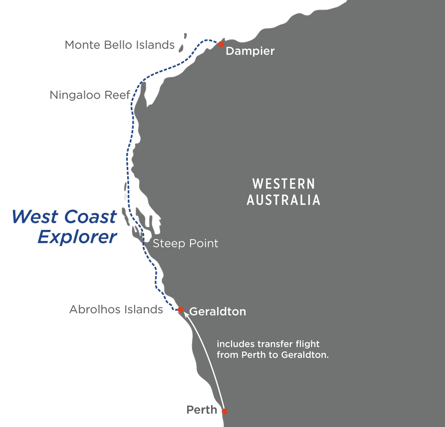 True North - West Coast Explorer