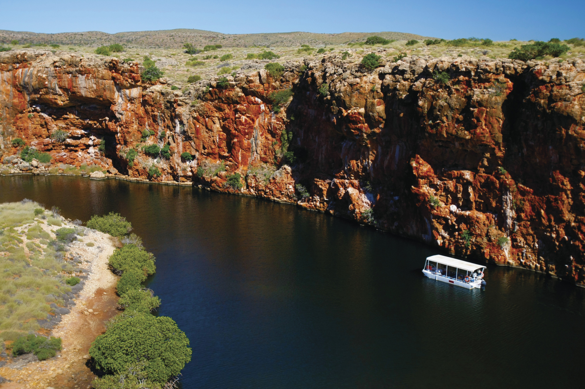 West Coast Explorer | Yardie Creek, Cape Range National Park, Coral Coast, Western Australia
