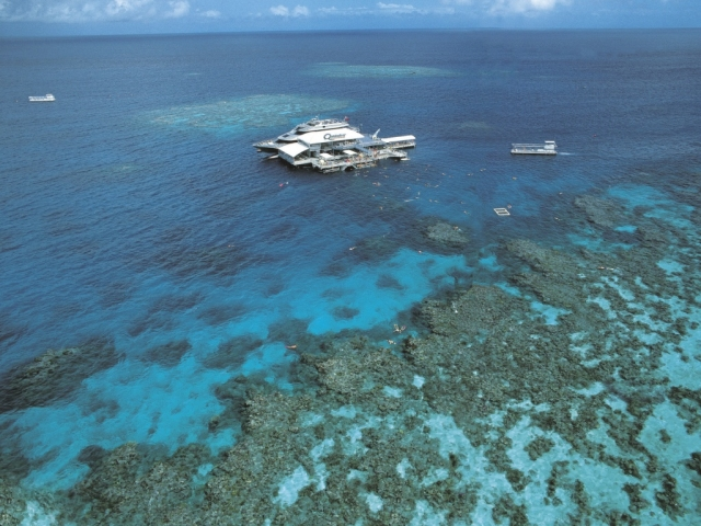 Carins and The Great Barrier Reef, Great Barrier Reef