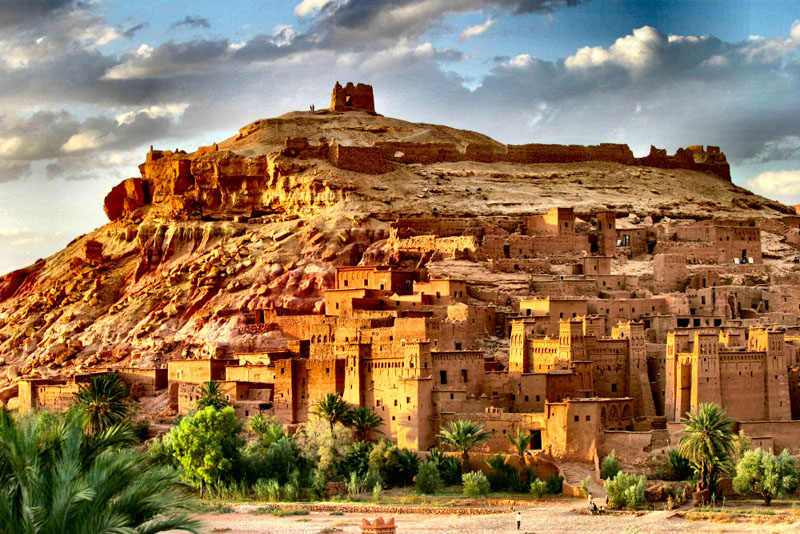 Hightlights of Morocco, Ait Benhaddou