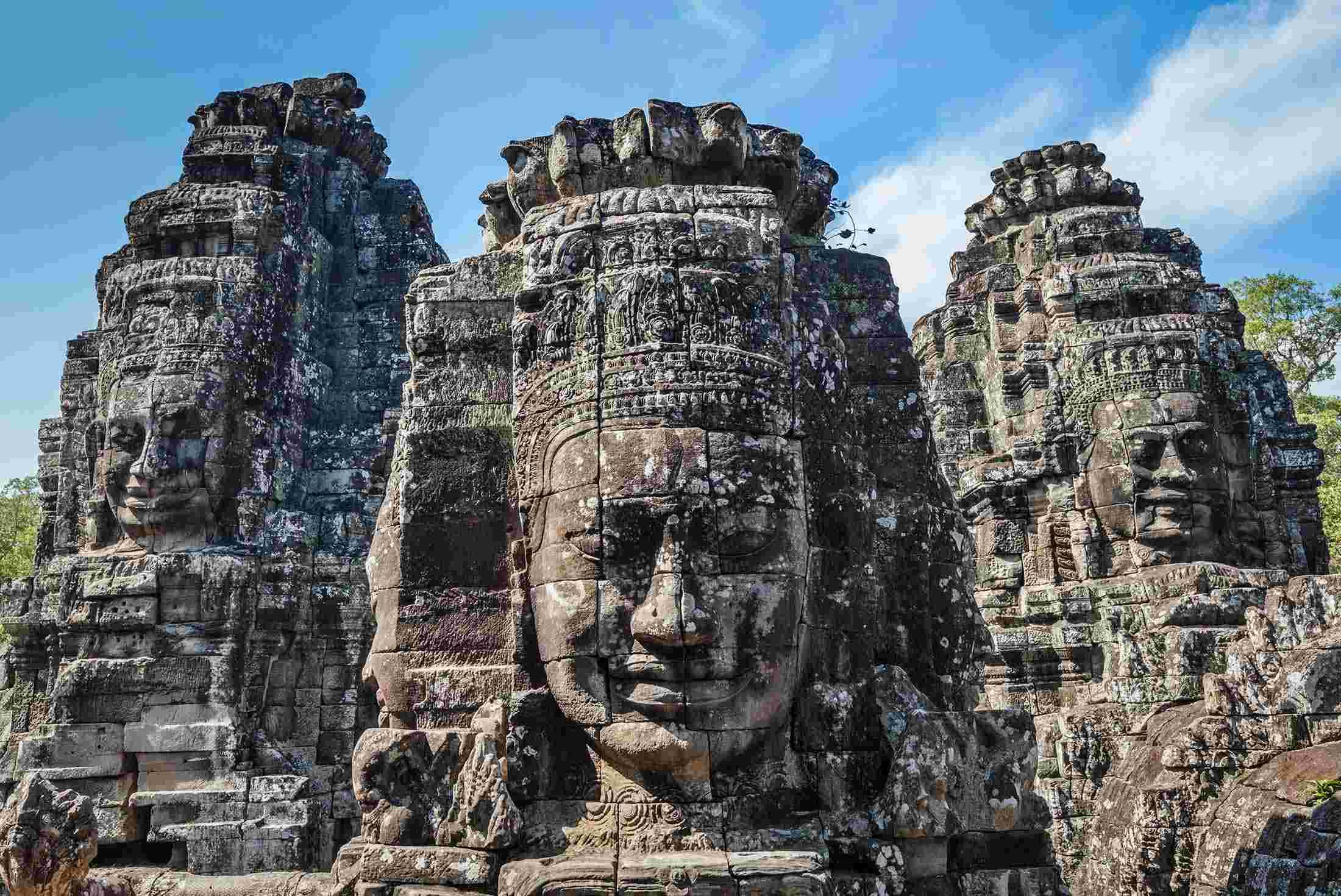 Siem Reap & The Khmer Legacy, Angkor Thom