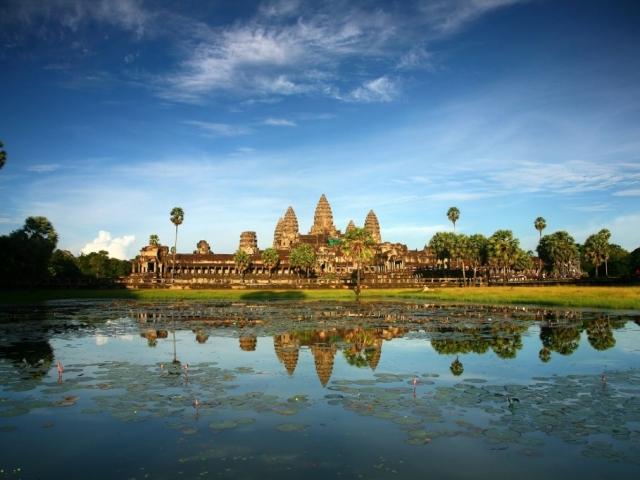 Indochina Explorer, Cambodia, Angkor Wat