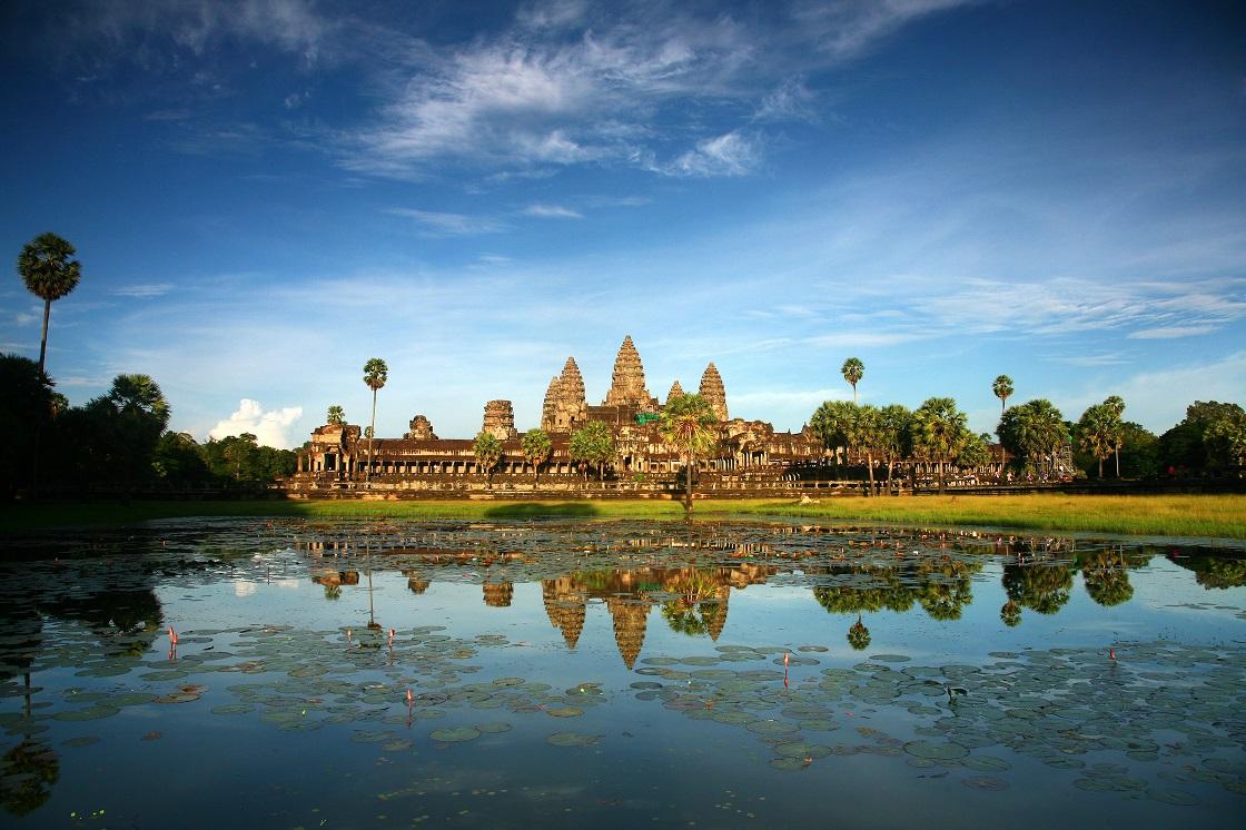 Temples of Angkor, Siem Reap, Angkor Wat