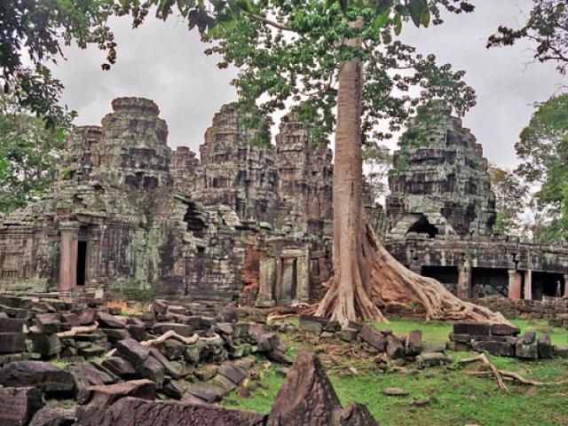 Siem Reap & The Khmer Legacy, Banteay Kdei