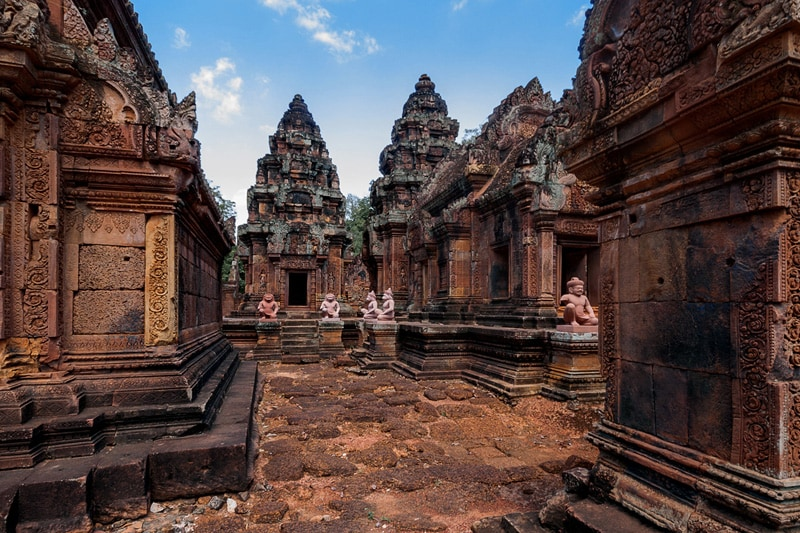 Portrait of Cambodia | Banteay Srei Temple, Angkor, Siem Reap, Cambodia